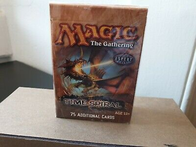 MTG Time Spiral Tournament pack Factory Sealed OVP English Magic The Gathering