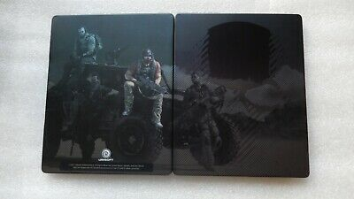 Tom Clancys Ghost Recon Wildlands Steelbook Exclusive Edition PS4/XBOX ONE (READ