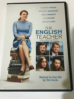 THE ENGLISH TEACHER DVD 2012 Canadian