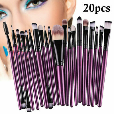 20pcs Makeup Professional Brush Set Lipstick Eyeliner Brushes Makeup Tools Kit