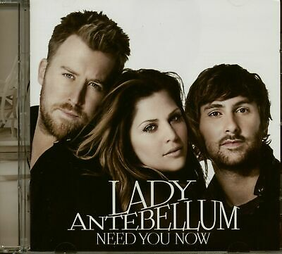 Lady Antebellum - Need You Now (CD) - Charts/Contemporary Country