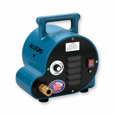 Allegro Industries Breathing Air Blower with EF Couplers 9815-EF