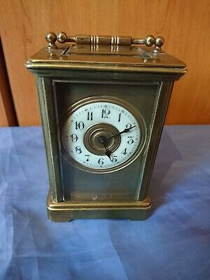A Fine Antique French Carriage Clock