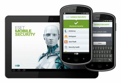 ESET Mobile security 2019 1 PC , 1 Year ( Exactly 365 Days )