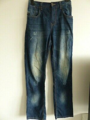 Boy's Next Jeans Denim Straight Leg, size 14 years, Height 164 cm