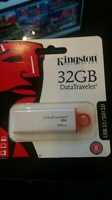 Clé USB 3.0 KINGSTON 32 Gb Go DataTraveler G4 DTIG4