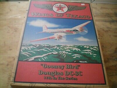 2002 Wings of Texaco #10 SPECIAL EDITION 1930 Texaco Eaglet Die-cast Airplane
