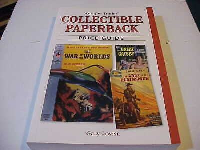 Collectable Paperbacks Price Guide Antique Trader Index To Genre Authors And Mor