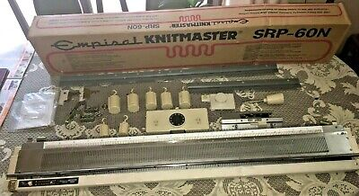 Empisal Knitmaster SRP 60N Ribber for Knitting Machine SRP60N