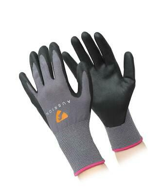 Shires Aubrion All Purpose Yard Gloves in Grey
