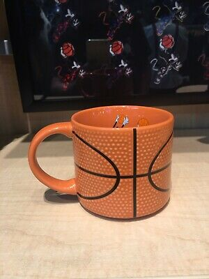 Disney NBA Experience Mickey Mouse And Friends Ceramic Coffee Mug New In Hand