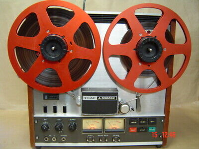 Teac Reel to Reel A-3300SX Recorder Player