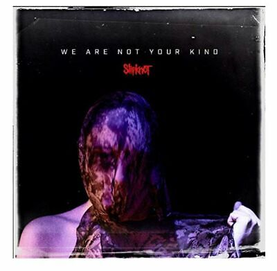 Slipknot We Are Not Your Kind With Bonus Track Japan Cd 2019