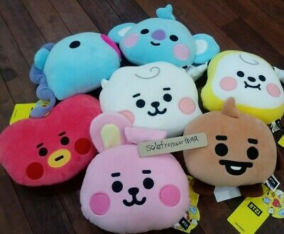 [PreOrder] Official BT21 BABY Face cushion