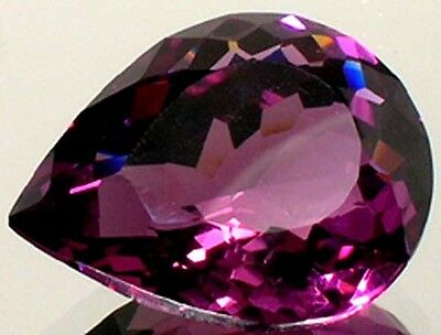 19thC Antique 28¾ct Scotland Amethyst Gem of Medieval Royalty Roman Jupiter Zeus