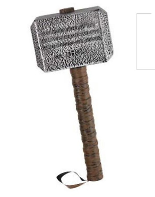 The Avengers Marvel Thor Hammer Costume Accessory Disguise