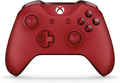 Microsoft Xbox One S Wireless Controller - RED