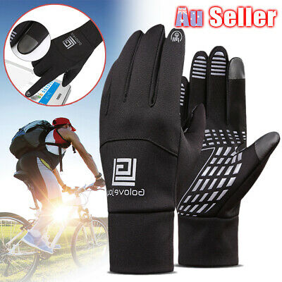 Men's Women's Mittens Smartphone Sports Touch Screen Gloves Outdoor Winter Warm