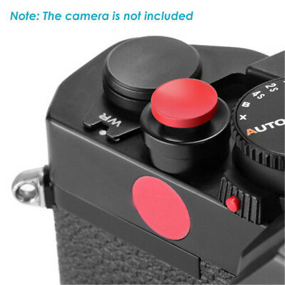 3X Concave Shutter Release Button for FujifilmX100 X100S X100T X100F X30 KR