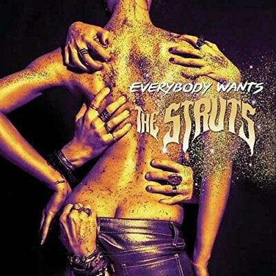 The Struts - Everybody Wants - Cd - Neu