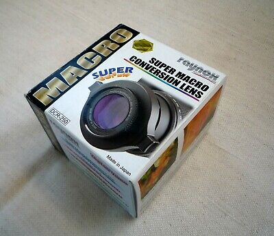 Raynox DCR-250 Super Macro Conversion Lens, 52-67mm universal size fit, boxed