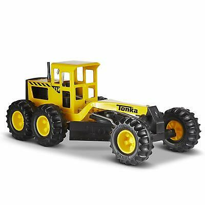 Tonka Steel Grader Vehicle Moveable Grading Blade Toy Free Express Shipping