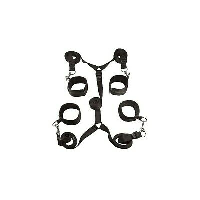 Under the Bed Restraint Gear costrittivo manette BDSM sadomaso legatura mistress