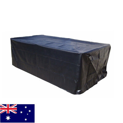 OutDoor Pool Snooker Billiard Table Cover Polyester Waterproof Fabric 3 Size