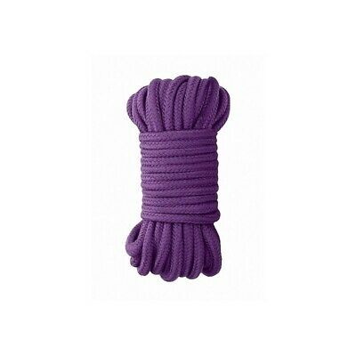 Ouch! Japanese Rope 10 Meter - Purple costrittivo manette BDSM sadomaso legatura