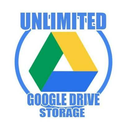 Google Drive Unlimited | Not Team Drive