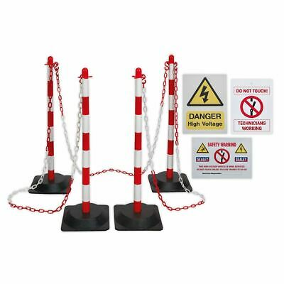 Sealey HP55K1COMBO Exclusion Zone Kit