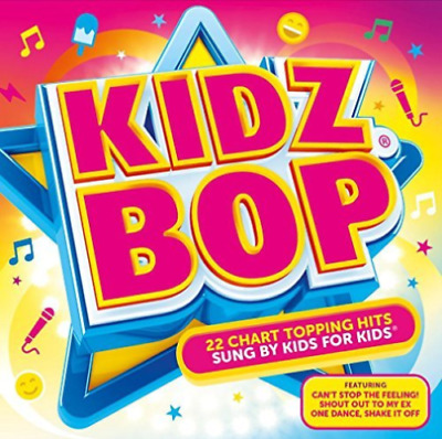 Kidz Bop - 22 Chart Topping Hits [New & Sealed] CD