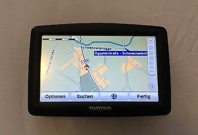 TomTom XXL IQ Routes Classic Central Europe Traffic 5 Zoll Bildschirm