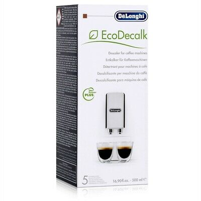 Détartrant DeLonghi SER3018 écologique machine à café 500ml