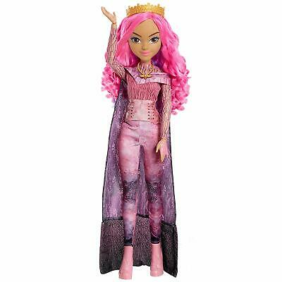 "New Disney DESCENDANTS 3 ""28"" Doll - Audrey Pink Hair Toy for kids, Grils Gift"