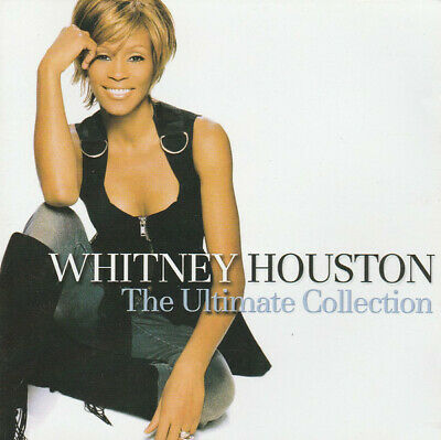 Whitney Houston – The Ultimate Collection [New & Sealed]