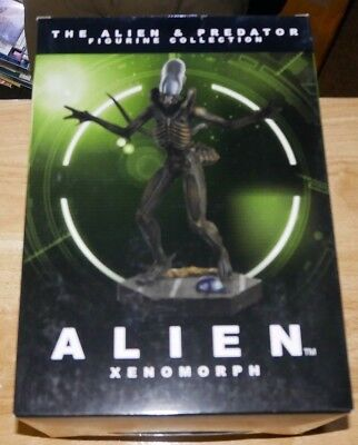 Eaglemoss Aliens & Predator Figurine Collection #1 Xenomorph NEW