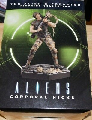 Eaglemoss Aliens & Predator Figurine Collection #3 Corporal Hicks NEW