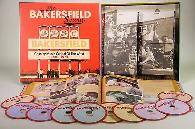 Various - History - The Bakersfield Sound - Country Music Capital Of The West...