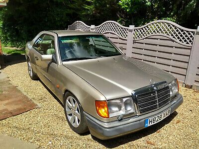 Mercedes 300CE 1990, MoT April 2020, automatic, solid car
