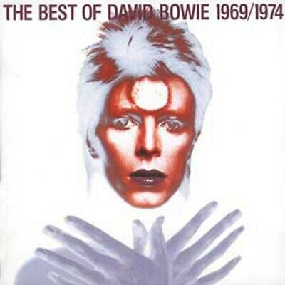 [Music CD] David Bowie - The Best Of '69-'74 - Highly Rated eBayer, Recommended
