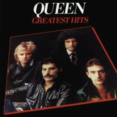 Queen - Greatest Hits (CD Album) Highly Rated eBayer, Recommended