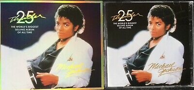 Michael Jackson - Thriller (CD & DVD) 25th Anniversary Edition