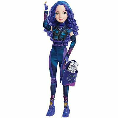 "New Disney DESCENDANTS 3 28"" Doll - Mal - Toy for kids, Grils, Great Gift"