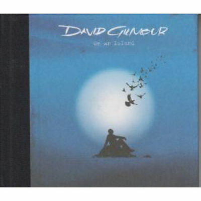 DAVID GILMOUR On An Island CD Europe Emi 2006 10 Track In Digi-Book Sleeve