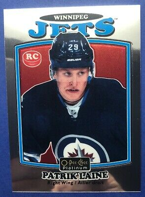 2016-17 OPC Platinum Retro Rookie #R99 Patrik Laine Winnipeg Jets RC
