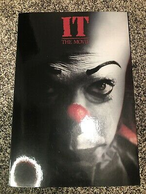 """IT (1990) - 7"""" Scale Action Figure - Ultimate Pennywise v.2 - NECA"""