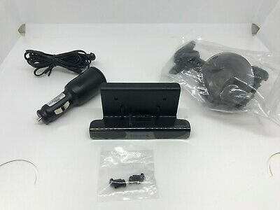 Genuine OEM Sirius UC8 Dock Car Cradle, Power Adapter & Mount with Screws