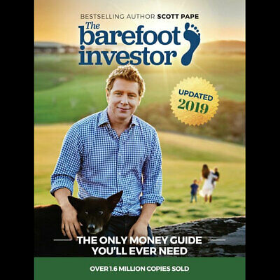 """The Barefoot Investor updated (E b 0 0 k) """"Fast DELIVERY"""""""