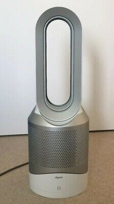 Dyson Pure Hot + Cool Link HP02 Wi-Fi Enabled Air Purifier,White/Silver